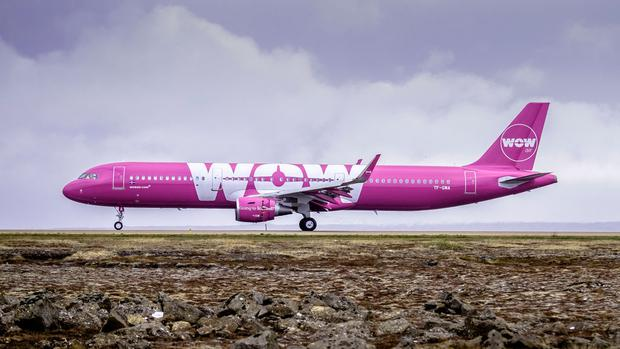 WOW Air Announce A New Dublin To New York Route