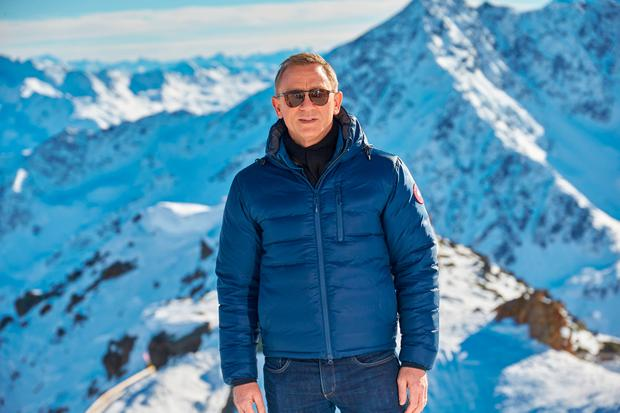 Daniel Craig as Jamed Bond in Spectre (2015). Photo: Alexander Tuma / Columbia TriStar Marketing Group, Inc. and MGM Studios