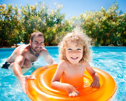 We've identified the best holiday destinations to bring your toddler to