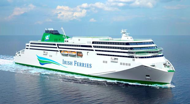 Irish Ferries: Half of bookings re-accommodated since cancellation fiasco