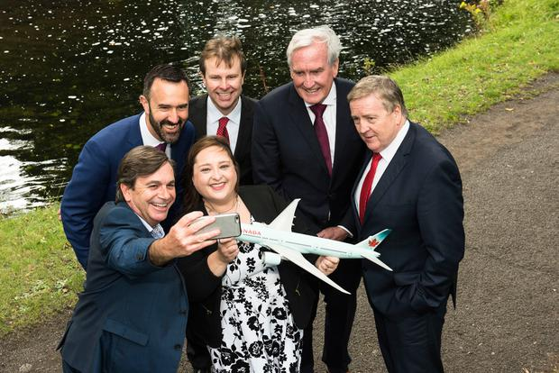 Ireland are getting two new direct flights to Canada
