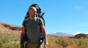 Adventurer and TV star Ed Stafford from TV series Ed Stafford: Left for Dead. Photo: Discovery Channel/PA.