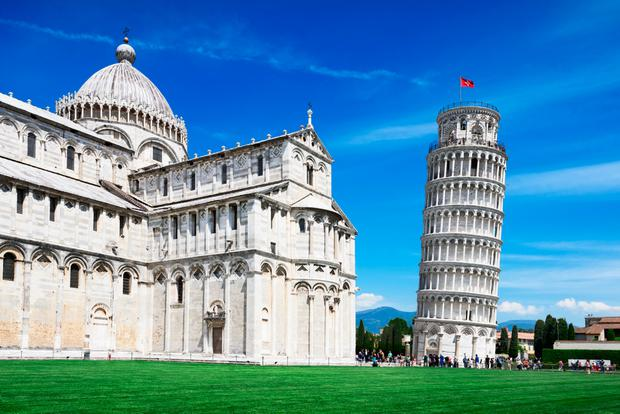 Leaning Tower of Pisa, Italy. Photo: Deposit
