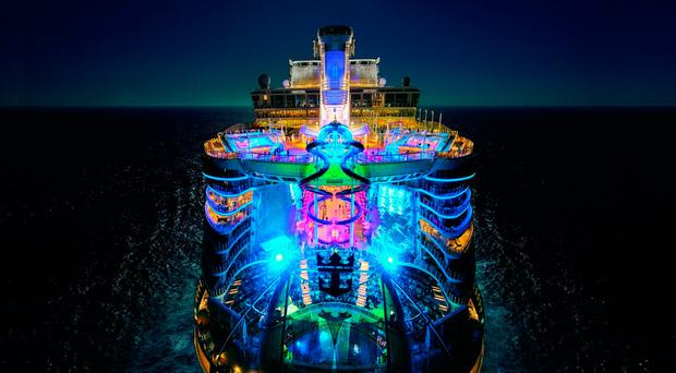 First Look: Inside the world's biggest cruise ship, Symphony of the Seas