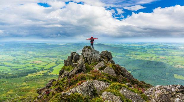 Five of the best winter walks in Ireland - blow off the Christmas cobwebs!