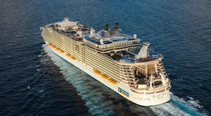 Royal Caribbean's Allure of the Seas