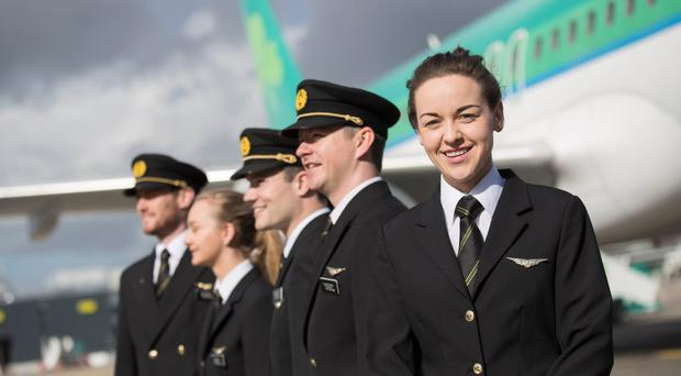 Aer Lingus offers free Priority Boarding to female passengers for Women's Day