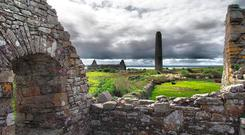 Scattery Island, Co. Clare. Photo: Fáilte Ireland