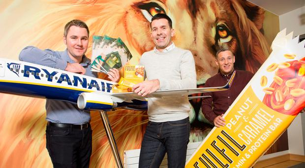 Ryanair launches new 'healthier' menu, but which items do passengers order most often?