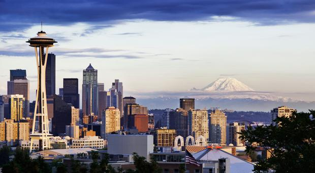 Seattle skyline. Photo: Getty