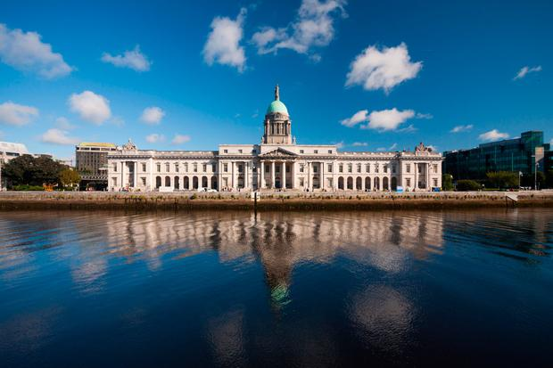 The Custom House, Dublin. Photo: Deposit