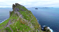 Skellig Michael, a 360-degree view