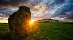 Newgrange, Co Meath. Photo: Tourism Ireland