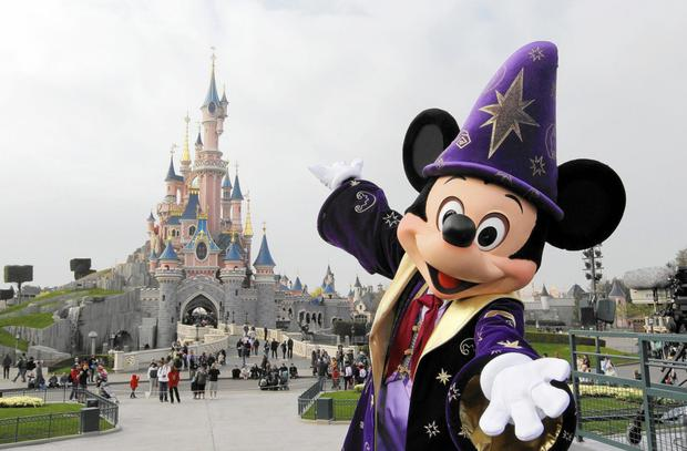 Once in a lifetime: A trip to EuroDisney