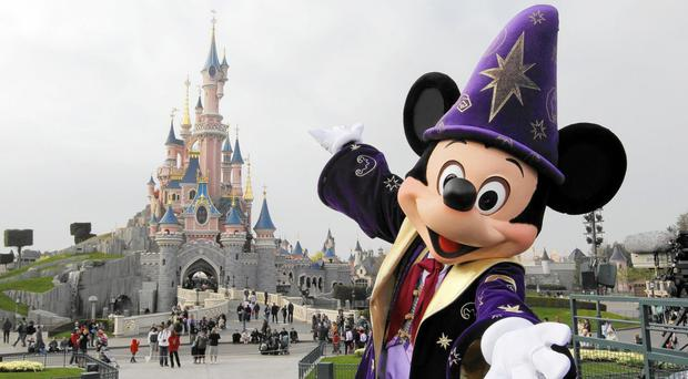 Once in a lifetime: A trip to Disneyland Paris