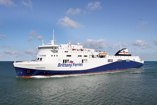Brittany Ferries unveils new route