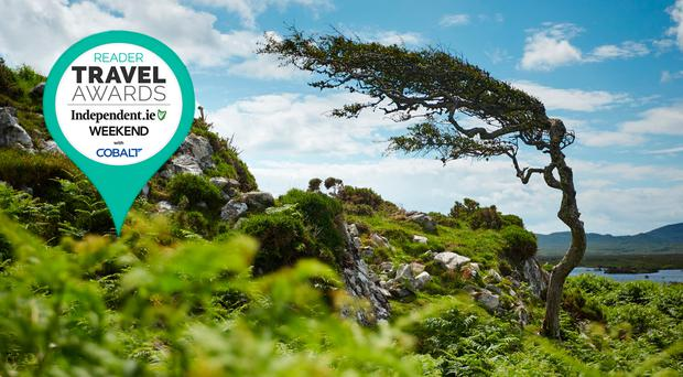 Wild Atlantic Way (Connemara). Winner of Ireland's top tourist attraction in our 2018 Reader Travel Awards. Pic: Big Smoke Studio/Fáilte Ireland