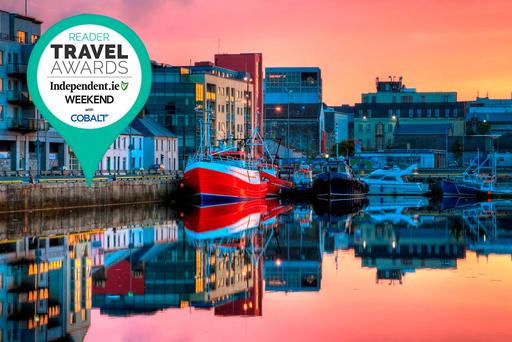 Galway: Ireland's favourite home holiday destination for 2018