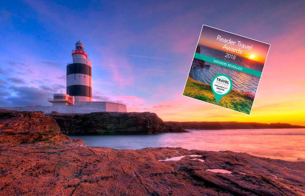 Ireland's Hidden Gem 2018: Hook Lighthouse, Co. Wexford