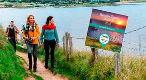 Walking: Ireland's best adventure for 2018