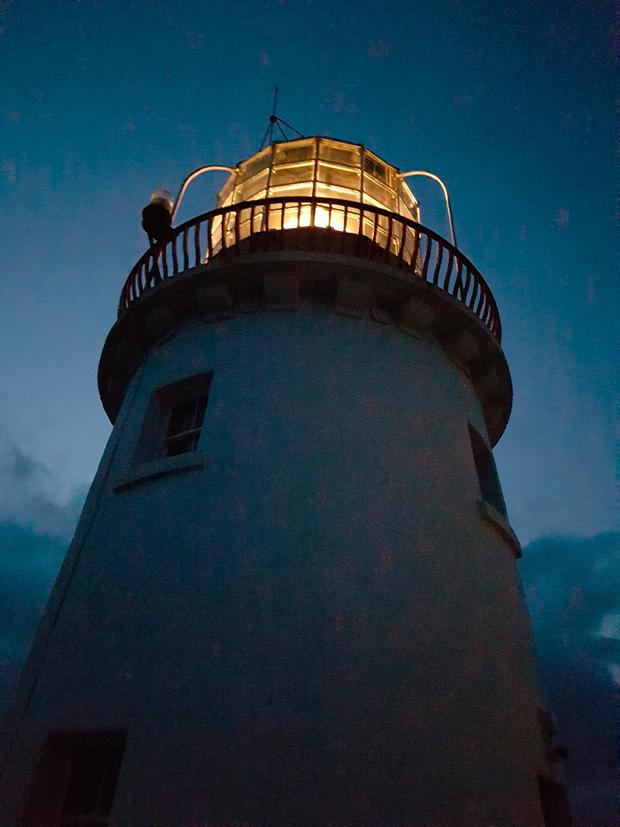 Northern Lights: What's it like to stay at a lighthouse on the Wild
