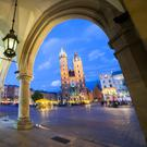 Krakow's Market Square. Photo: Deposit