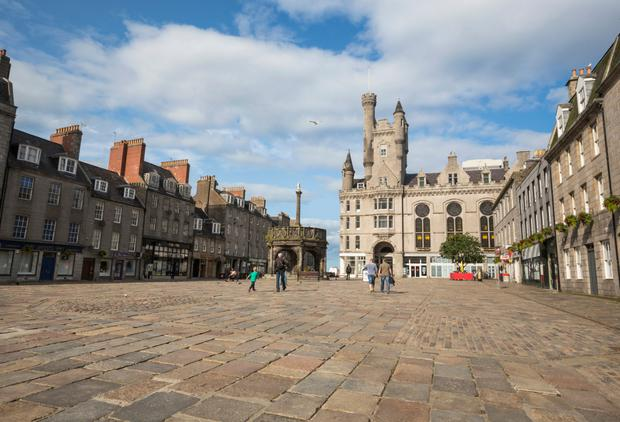 Aberdeen. Photo: VisitScotland.com