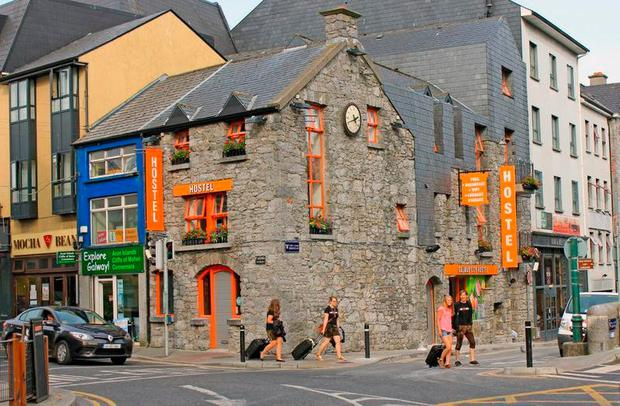 Galway City Hostel. Photo: Hostelworld.com
