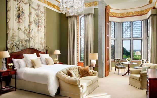 Dunraven Stateroom, Adare Manor