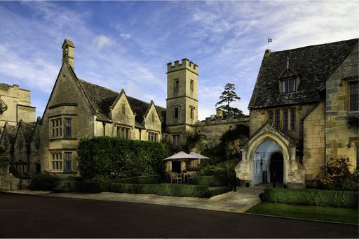 Ellenborough Park Hotel. PA Photo/Ellenborough Park.
