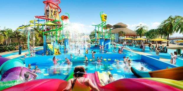 SplashAway Bay at CocoCay, Royal Caribbean's private island