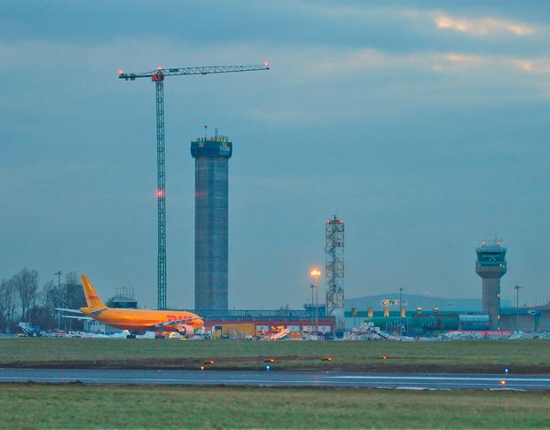 Dublin's new Air Traffic Control Tower (Photo: Michael Kelly)
