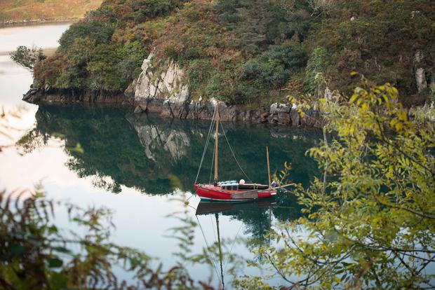 Lough Hyne, Co. Cork. Photo: George Karbus / Fáilte Ireland