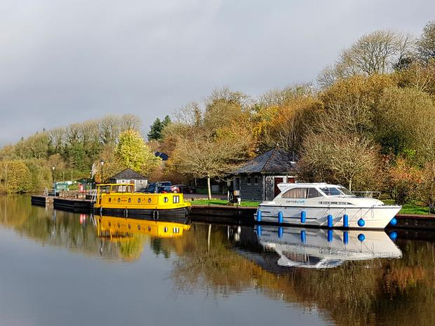 Barging Inland: How to take a barge holiday on Ireland's