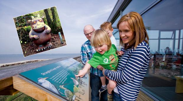 Five fab toddler days out in Ireland - from Gruffalo trails to cool castle gardens