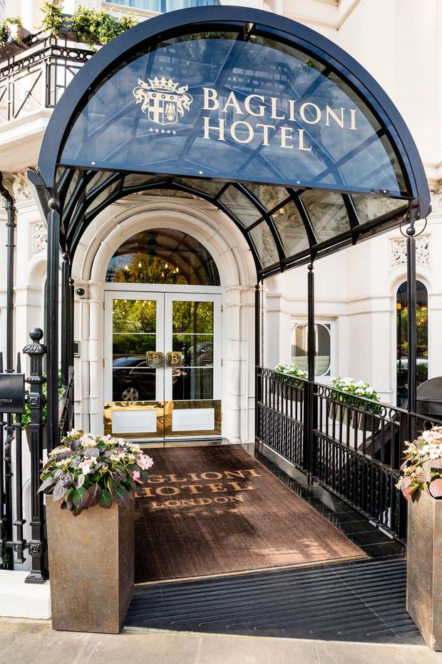 The Baglioni Hotel, London