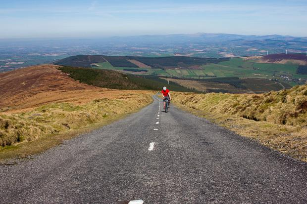 Mount Leinster_ ©David Flanagan. From Cycling in Ireland –A guide to the best of Irish cycling by Three Rock Books.jpg