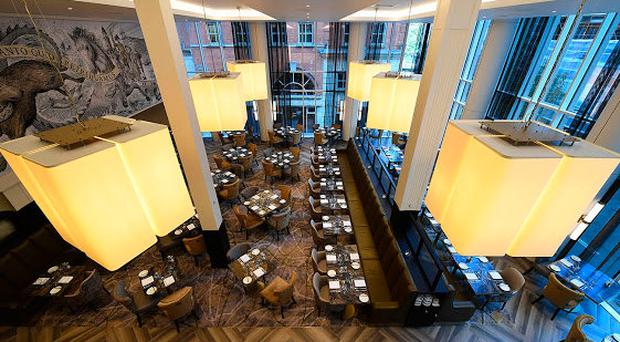 Grand Central: Inside the €60m hotel that's breaking records in Belfast