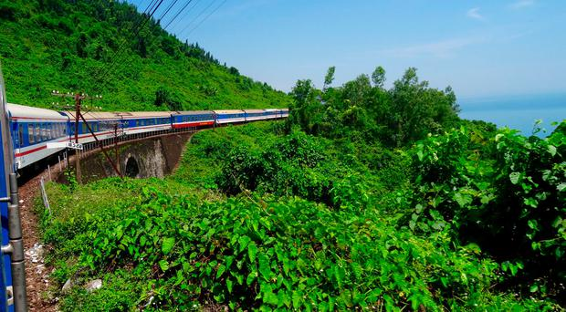 Why an historical railway line is one of the best ways to explore Vietnam