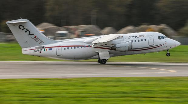 CityJet apologises as 'technical issues' frustrate passengers for second day