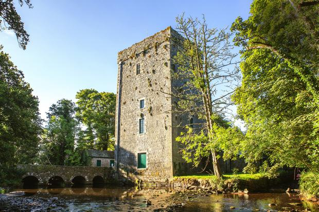 Thoor Ballylee, the Hiberno-Norman tower described by Seamus Heaney as the most important building in Ireland.