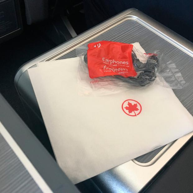 dbeadc4d5ceb Review  What s it like to fly Air Canada s new premium economy class ...