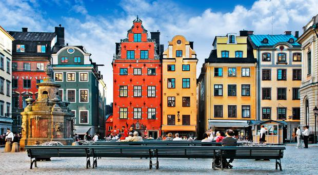 Gama Stan - Stockholm's Old Town