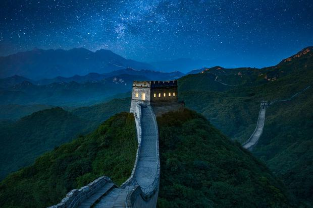 Great Wall of China. Photo: Airbnb