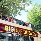 Big Bus Tours in Dublin