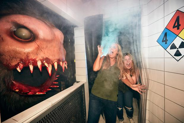 The world's premier Halloween event, Halloween Horror Nights, is now open at Universal Orlando Resort – with more haunted houses and scares than ever before.