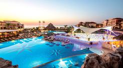 The five-star Sensatori Resort in Crete