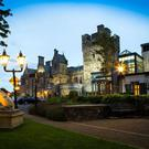 Just 10 minutes from Dublin city, Clontarf Castle is the perfect romantic getaway for history lovers.