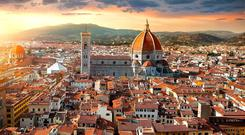 A Generic Photo of the Florence skyline. PA Photo/thinkstockphotos.