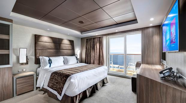 MSC Meraviglia, MSC Yacht Club Royal Suite